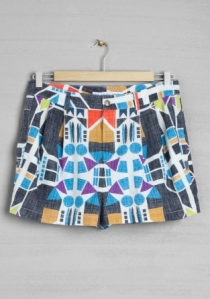 Alyson Fox Cotton Shorts £39