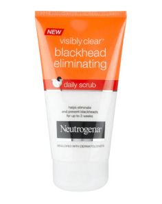 Neutrogena visibly clear blackhead clearing cleanser