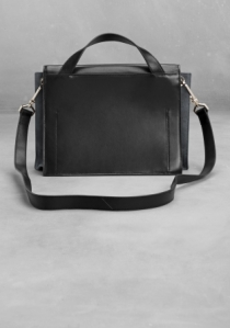 & other stories two-tone shoulder bag 3